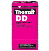 THOMSIT DD Самовыравнивающийся раствор (наливной пол) 0,5-5мм (25кг)