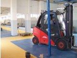 Фото  1 Напольное покрытие ПВХ подходит для складских помещений, не боится перемещения роклы, колесной техники 2310597