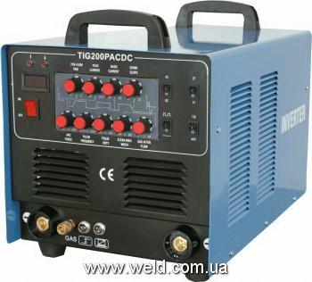 TIG-200P AC/DC