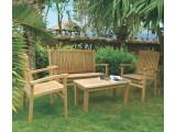 Тиковая мебель: тиковые столы и стулья, шезлонги, скамейки, диваны