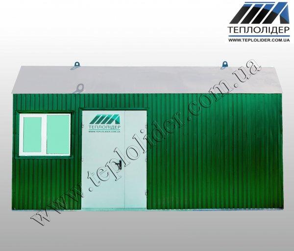 Фото 4 Блочно-модульная котельная установка ТКУ 327901