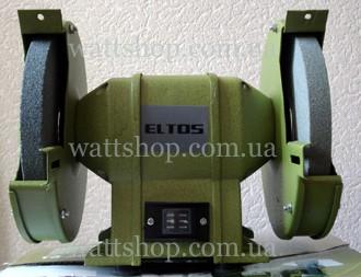 Точило электрическое (электроточило) ELTOS ТЭ-200