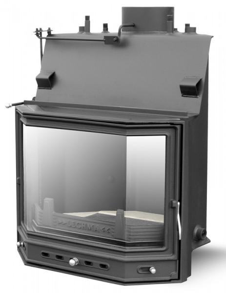 Топка PL-190 Pryzma (цельное стекло) отопление и горячее водоснабжение;-15%