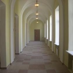 ТОВ «Мосбуд» при проведенні реконструкції вдало змінює технічні характеристики будівлі.
