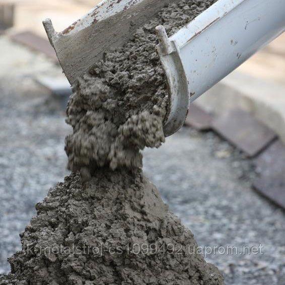 товарний бетон