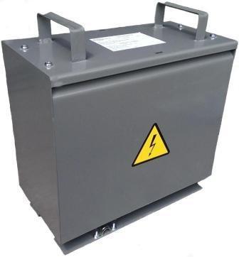 Фото 1 Трансформатор понижуючий трифазний ТСЗІ- 10 кВА, ( 380 220 В) 330368