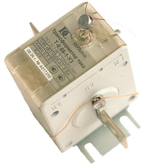Трансформатор тока Т-0,66-0,5S-150/5-У3 межповерочный интервал 16 лет