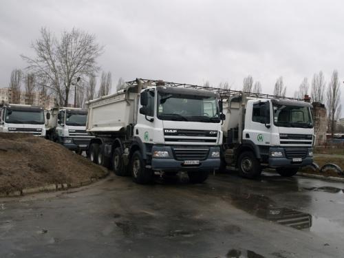 Транспортні перевезення вантажів різної тонажності