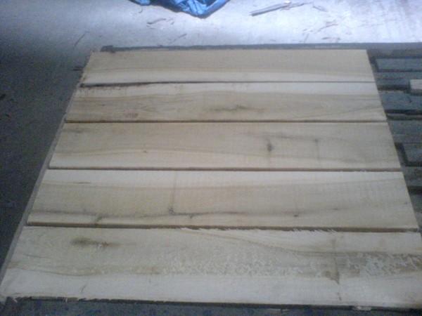Трап настил деревянный для строительных лесов.