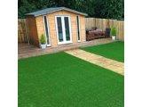 Фото  8 Искусственная трава толщина 20мм высота ворса 88мм ширина 8,5м, 2м, 2,5м, 4м 2836878