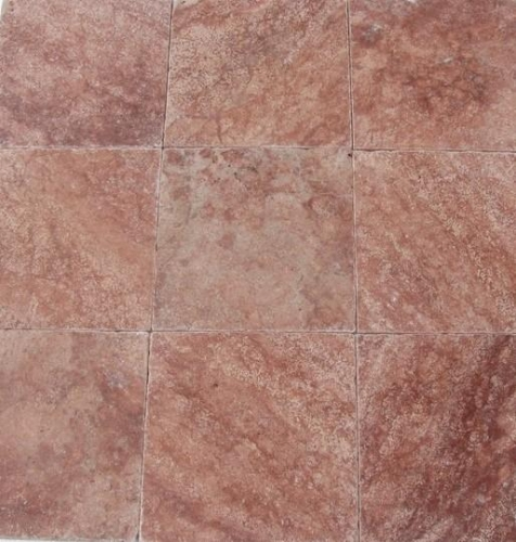 Травертин RED TRAVERTINE 610х305х12 мм