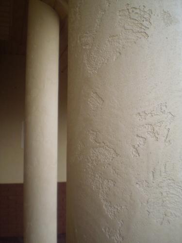 Травертино Романо - Декоративне покриття під камінь Виробник (Колорифіко - Італія)