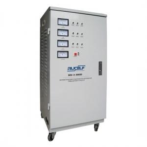 Трехфазный стабилизатор напряжения высокой точности RUCELF SDV-3-20000