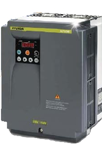 Трехфазный векторный частотный преобразователь – Hyundai N700E-055HF