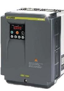Трехфазный векторный частотный преобразователь – Hyundai N700E-110HF