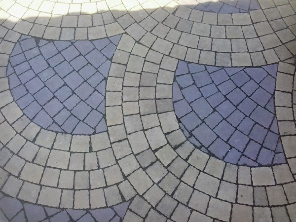 Тротуарна плитка (бруківка) у Львові Креатив Ціна вказана з урахуванням доставки на обєкт