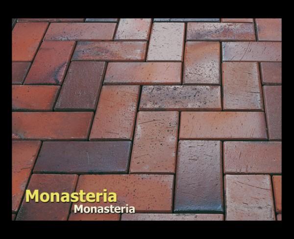 Тротуарная плитка, брусчатка, дорожный клинкер Hagemeister(Германия ) 200*100*50, 100*100*50, 208*50*50 Monasteria