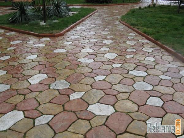 Тротуарная плитка Гранилит 2