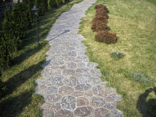 Тротуарная плитка Гранилит 6