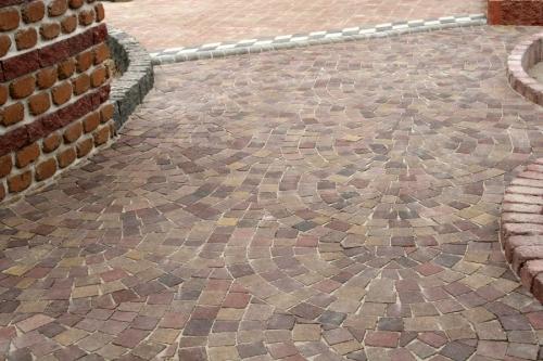 Тротуарная плитка Креатив Размер 63*82,73*82,83*82,93 *82,103*82. Высота 60мм.