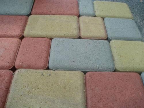 Тротуарная плитка прессованная(8 цветов)Гарантия- 5лет. Подробнее - на сайте teremok. dn. ua
