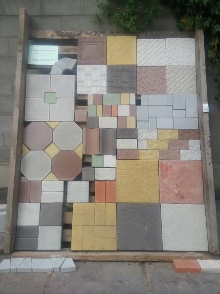 Тротуарная плитка, толщиной 45мм. Огромный выбор. Широкая цветовая гамма. Доставка. Гарантия. Отсутствие боя.