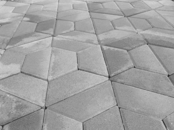 Тротуарная плитка Трапеция. Тротуарная плитка ТМАвеню