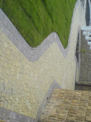 Тротуарная плитка укладка, укладка всех форм тротуарной плитки