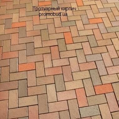 тротуарный кирпич - фото 4