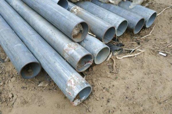 Фото 1 Трубы оцинкованные водопроводные б/у диаметр 51 мм Одесса 335820