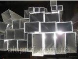 Фото  1 Труба алюминиевая 100х40х2,0мм 6060 Т6 1866367