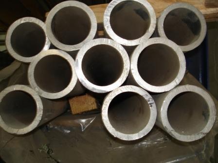 Труба алюминиевая 105х2,5 мм; 3,5мм. АД31 Т5, ГОСТ 18482-79.