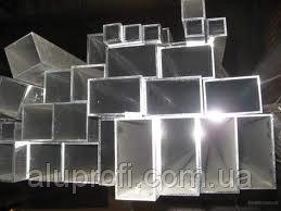 Фото  1 Труба алюмінієва 60х25х2,0мм АД31 1866372