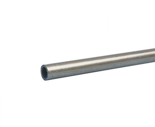 Труба алюминиевая 9х1,0 мм АД31/6063 Т6, польского производства. Длиной 3мп В любом количестве. Доставка, порезка.