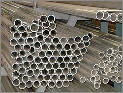 Фото  1 Труба алюминиевая ф11мм (11х1мм) АД31Т5 леж. 1662689