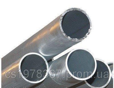 Фото  1 Труба алюминиевая ф30 мм (30х2,5мм) 6060 Т6 анод. 1888016