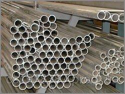 Фото  1 Труба алюминиевая ф35 мм (35х3мм) 6060 Т6 1872403