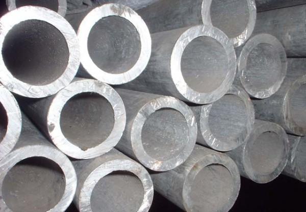 Труба алюминиевая толстостенная 55х10,0 мм АД31/6060, ГОСТ 18475-82. В любом количестве. Длина 3м. Доставка, порезка.