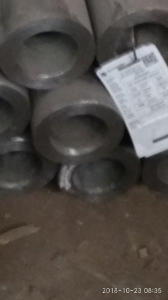 Фото  1 Труба бесшовная горячекатаная 57х5,5 ст20 ГОСТ 8732-78. Со склада. 2067880