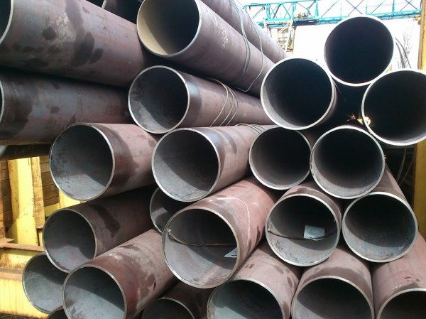 Труба бесшовная, горячекатаная Ф 114х4мм. , для котелен и трубопроводов работающих под давлением. ГОСТ 8732