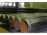 Фото 1 Труба стальная диаметром 15-1420 в битумно полимерной гидроизоляции 299294