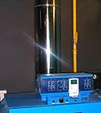 Труба дымоходная для газ котл из нерж стали 202 диам120мм