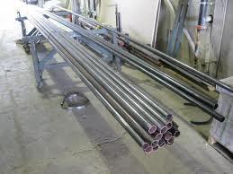Труба дюралевая 8х1 алюминий АД31