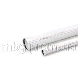 Труба канализационная D110, L1500 мм