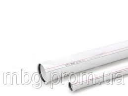 Труба канализационная D50, L500 мм