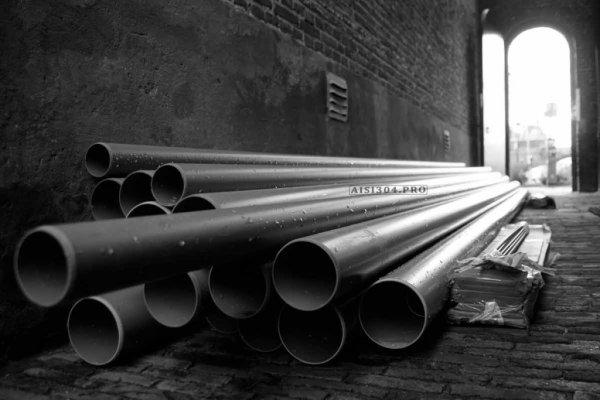 Фото 5 Труба нержавеющая 12х1,5 мм AISI 304 круглая 323398