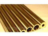 Фото  1 Труба латунная ф 50х10 мм Л63 доставка по Украине. 2178176