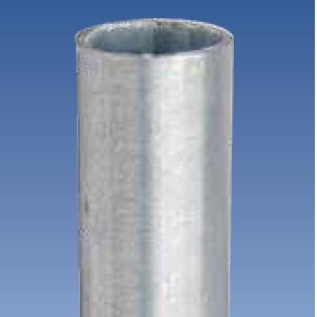Труба металлическая оцинкованная, Steela