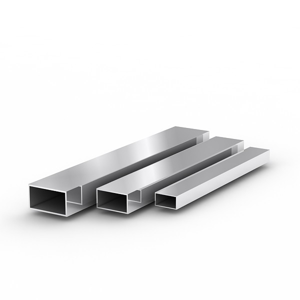 Труба н/ж 25х25х1,5 мм длина 6,01м сталь AISI 430