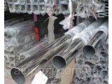 Фото  1 Труба нержавеющая ф32мм 32х2,5мм AISI 304 2240225